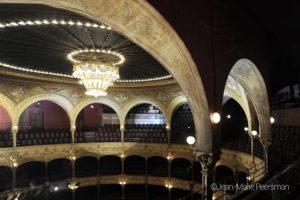 Rénovation du Théâtre du Châtelet