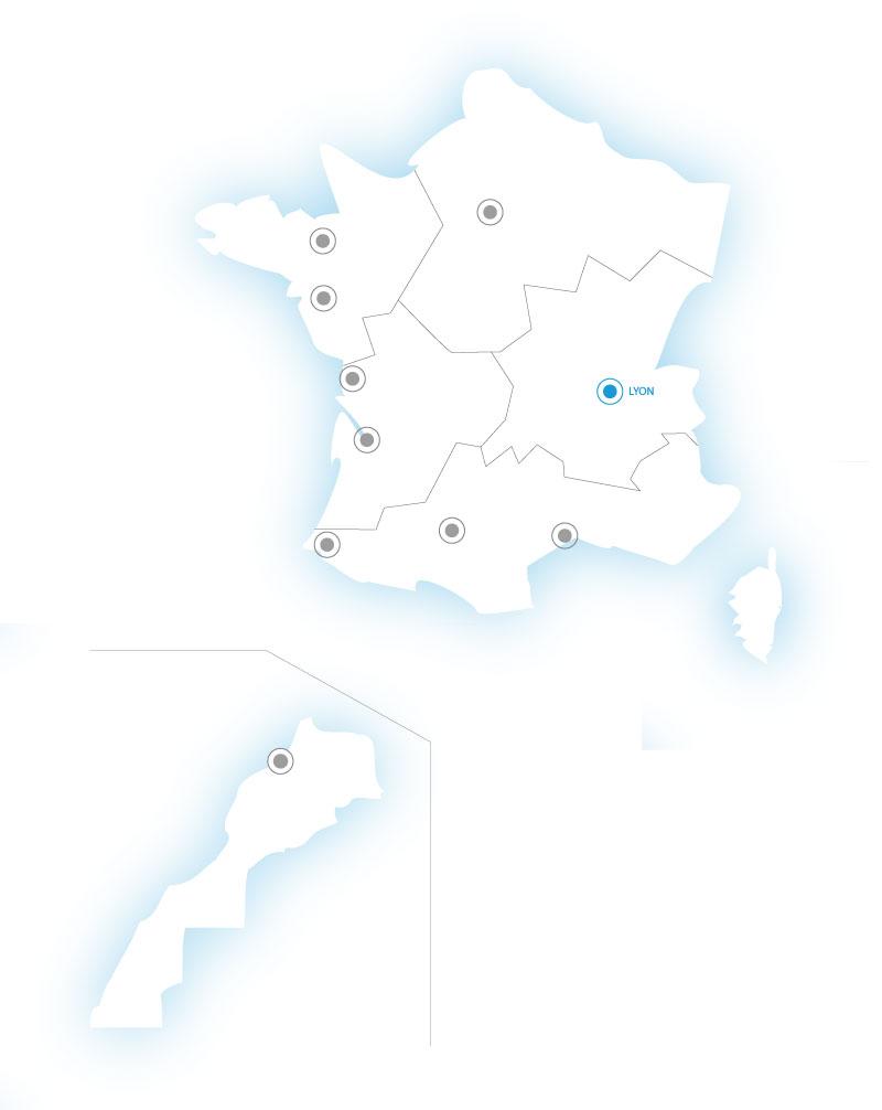 Bureau d'études techniques Lyon et Rhône Alpes Auvergne
