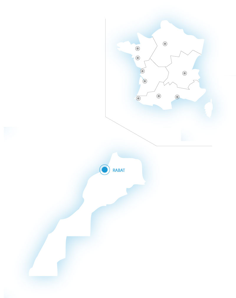 Bureau d'études techniques Rabat