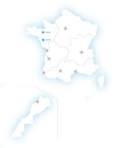 Bureau d'études techniques Rennes et Nantes Loire-Bretagne