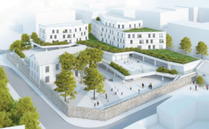 Transformation de la ZAC EAI à Montpellier 2