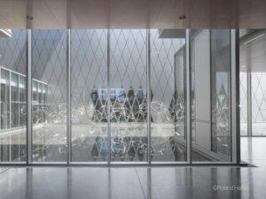 Construction et extension du centre des archives nationales 2