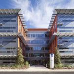 AMO Bâtiments connectés pour le siège de Vinci Construction