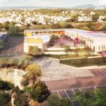 Lancement des travaux pour la construction du groupe scolaire à Saint-Jean-de-Védas (34)