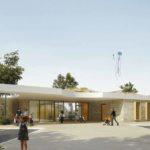 Lancement des travaux pour la construction du groupe scolaire à Saint Jean-de-Verdas (34)