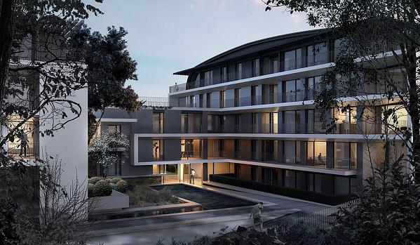 80 logements à Versailles
