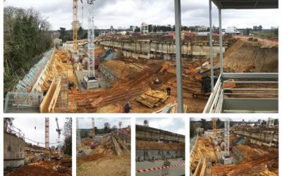 [CHANTIER] CONSTRUCTION DE 80 LOGEMENTS A VERSAILLES AVEC BETOM INGENIERIE