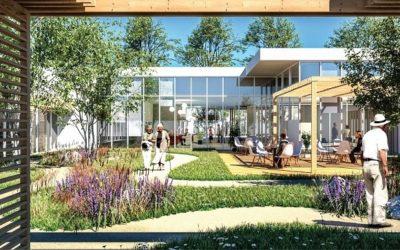 Extension et rénovation : BETOM Ingénierie et Cap Terre vont restructurer l'Hôpital de Pau