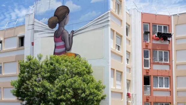 art urbain (Quai 36) et BETOM Ingénierie