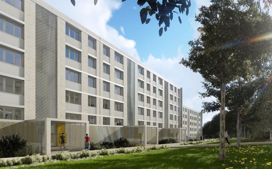 Quartier de Jussieu Versailles