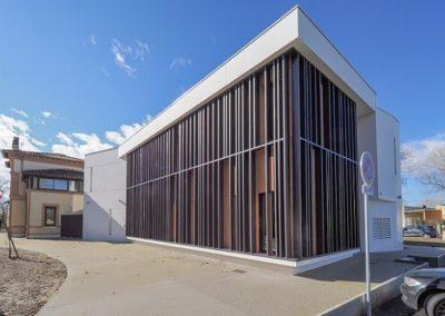 Extension et réhabilitation de la mairie de Labège (31)