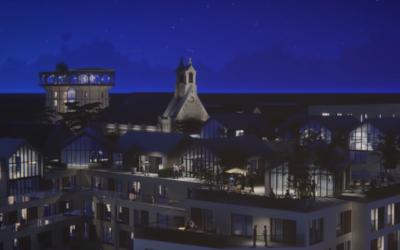 Aménagement du quartier de l'hôpital à St-Germain-en-Laye