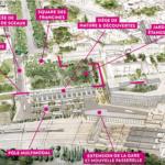 Nouveau pôle urbain Versailles BETOM Ingénierie