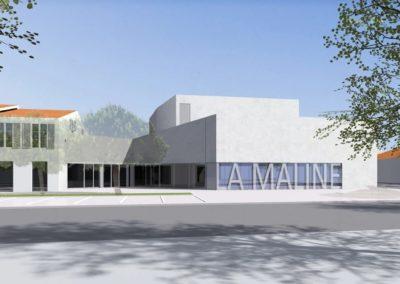 Restructuration et extension de La Maline à La Couarde sur Mer