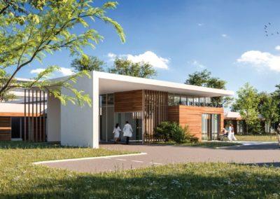 Restructuration de l'USLD de Centre hospitalier de Pau