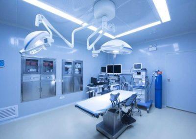 Réalisation d'un plateau technique interventionnel à l'Hôpital Nord Laennec – Saint-Herblain