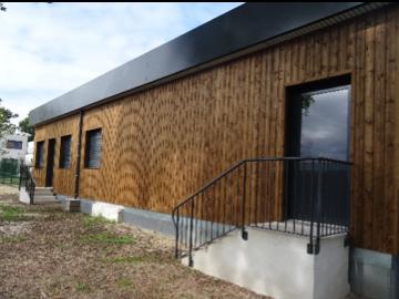 Maîtrise d'oeuvre pour des bâtiments modulaires pour 7 collèges de Gironde