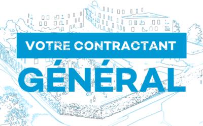 Le Groupe BETOM lance l'offre de Contractant Général
